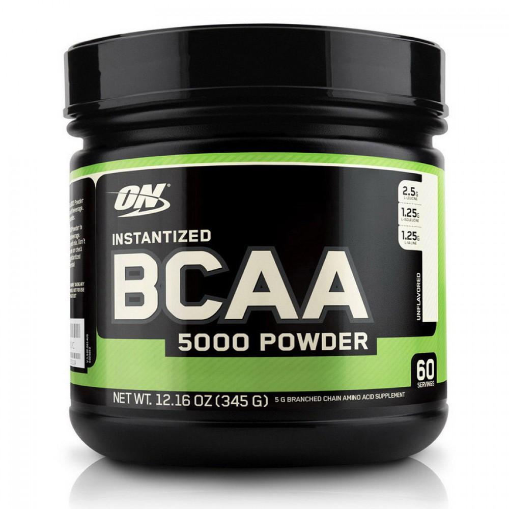 BCAA 5000 Powder Optimum Nutrition (345 гр)