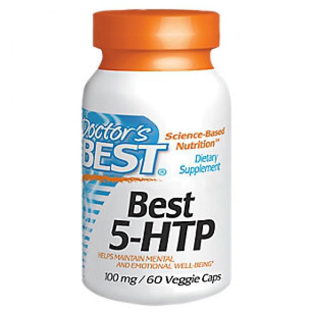Best 5-HTP Doctor's Best (60 капс)