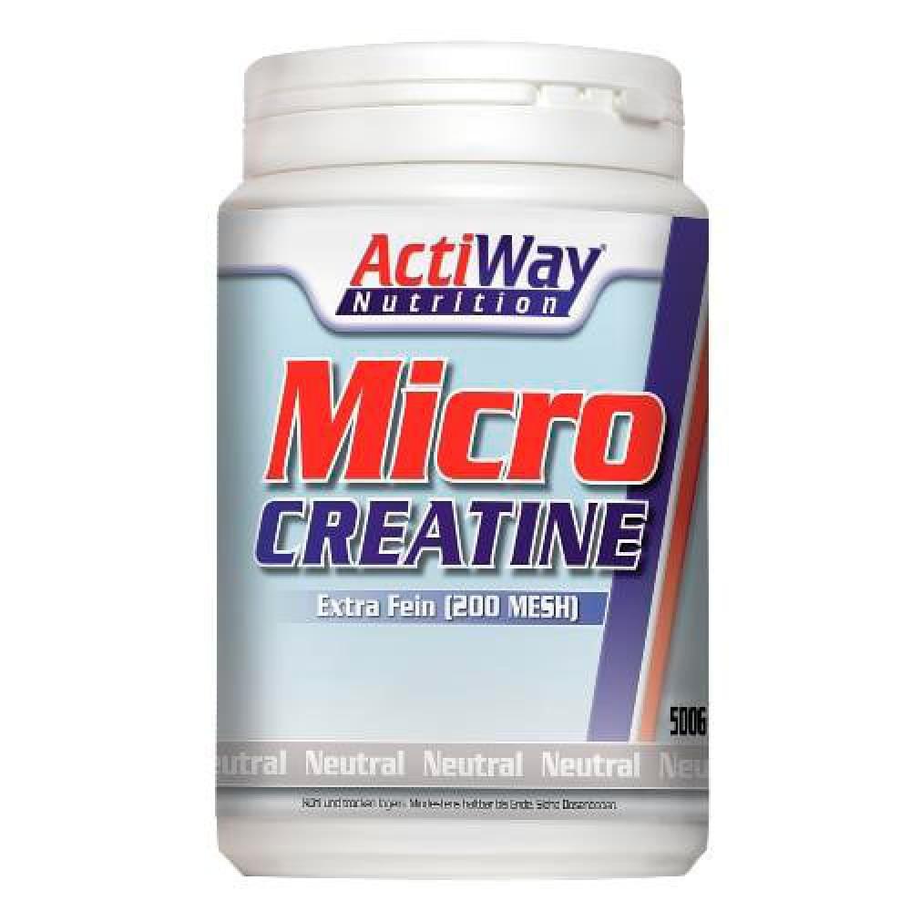 Micro Creatine ActiWay (500 г)