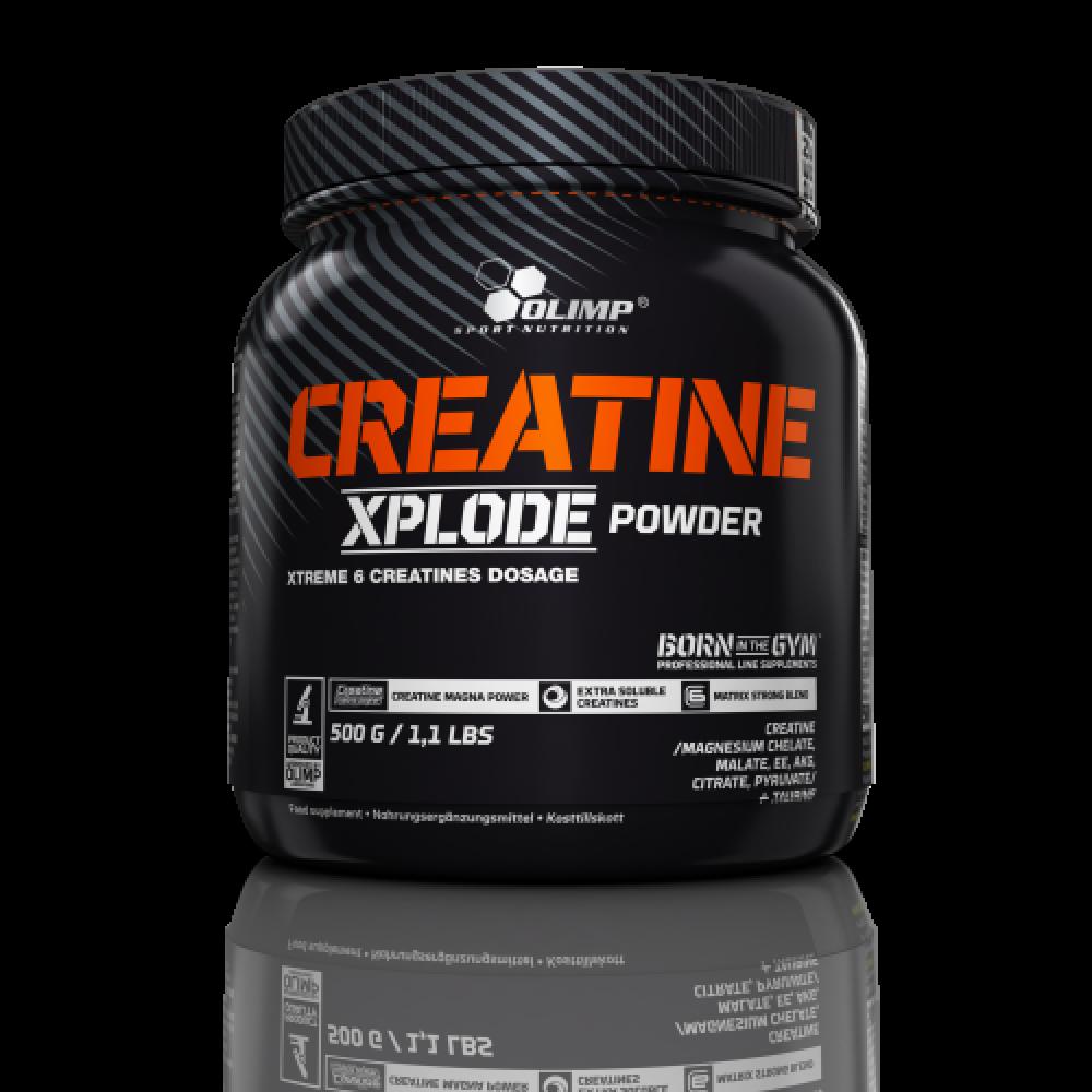 Creatine Xplode Powder Olimp (500 г)