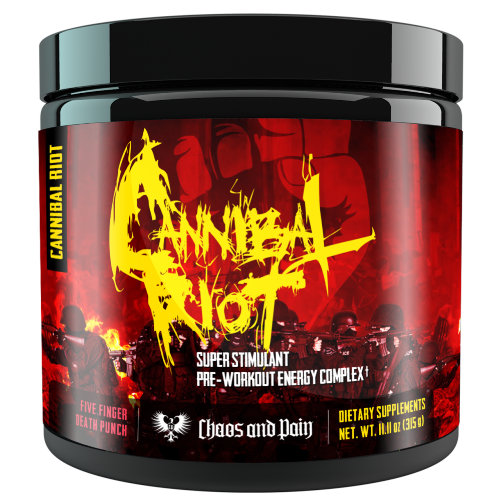 Cannibal Riot DMAA Chaos and Pain (305 гр)