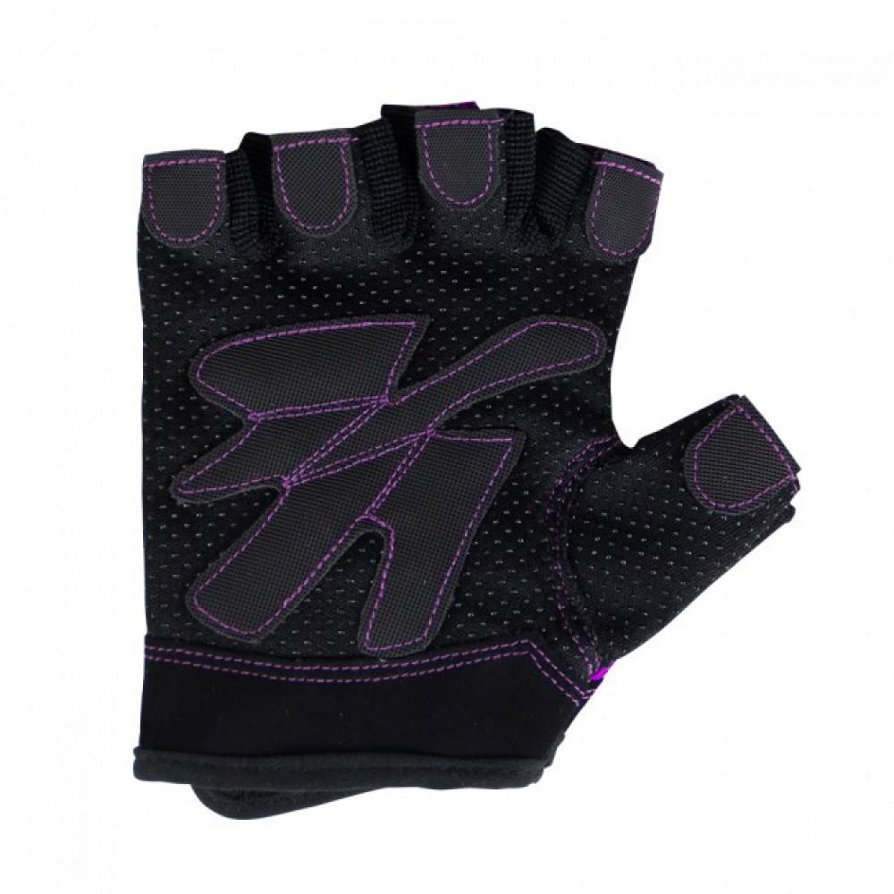 Перчатки Fitness Black Purple