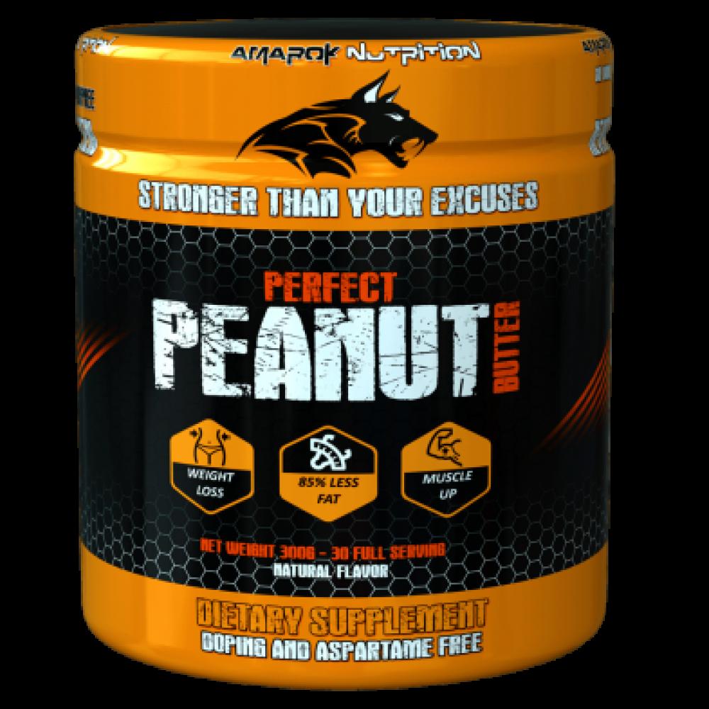 Perfect Peanut Butter Amarok Nutrition (300 гр)