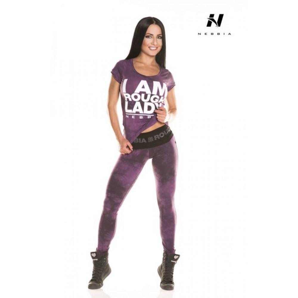 Футболка Batik 265 Purple