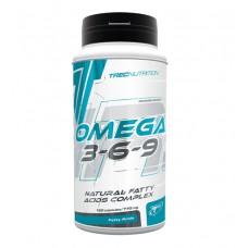 Omega 3-6-9 Trec Nutrition (120 капс)