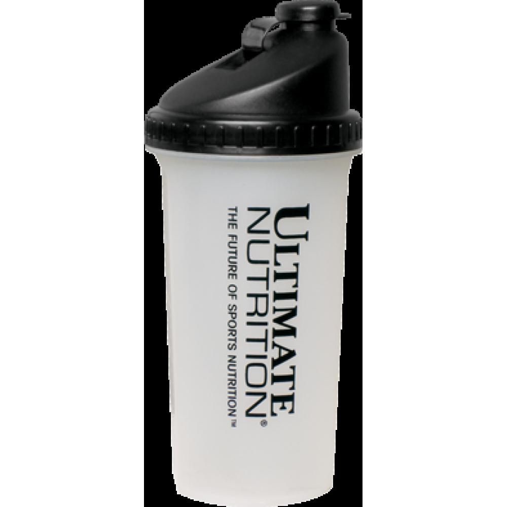 Shaker White Ultimate Nutrition (700 мл)