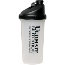 Shaker White Ultimate Nutrition (700 мл)