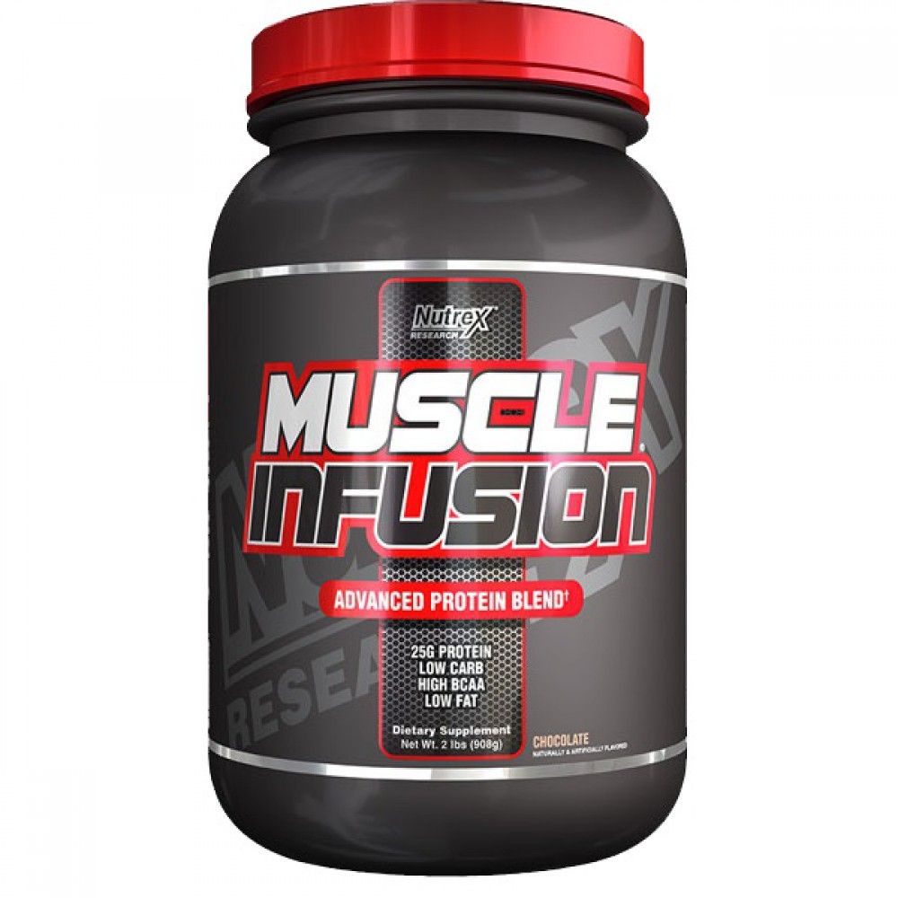 Muscle Infusion Black Nutrex Research (908 гр)