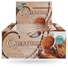 Quest Bar Double chocolate chunk Quest Nutrition (60 гр)