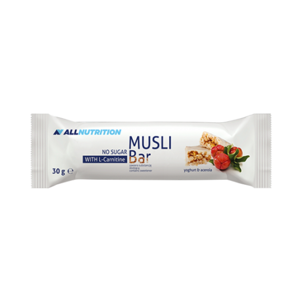 Musli Bar L-carnitine All Nutrition (30 гр)