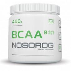 BCAA 8:1:1 Nosorog Nutrition (400 гр)
