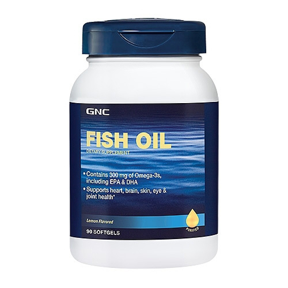 FISH OIL Gnc (90 капс)
