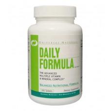 Daily Formula Universal Nutrition (100 табл)