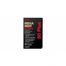 MEGA MEN 50 PLUS  Gnc (60 капс)