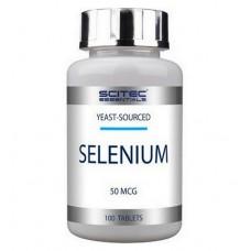 Selenium Scitec Essentials (100 табл)