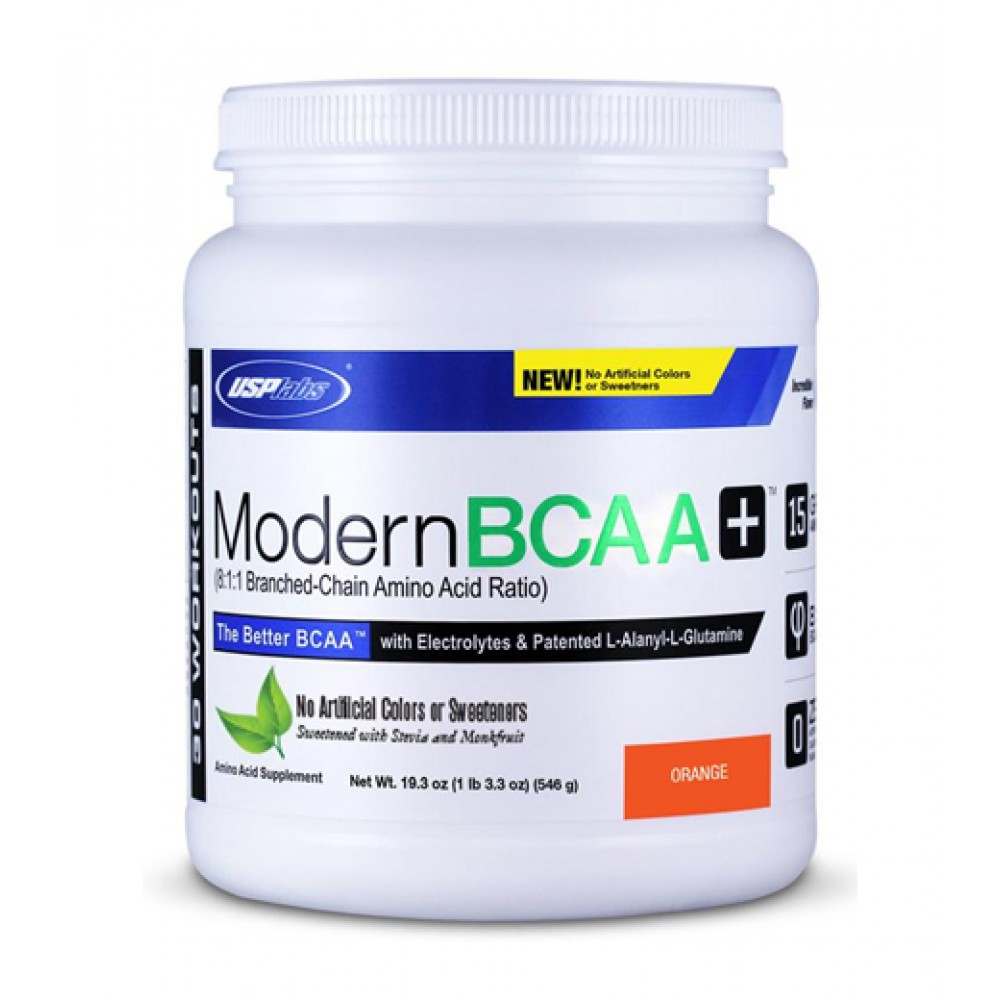 Modern BCAA with stevia USPlabs (546 гр)