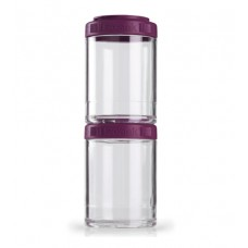 Контейнеры GoStak 2 Pak Blender Bottle фиолетовые (2 x 150 мл)