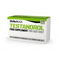 Тесто Бустер Testandrol BioTech USA (210 табл.)