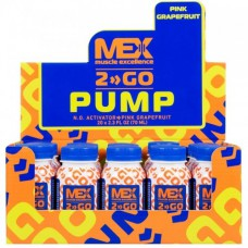 2 GO Pump Mex Nutrition (70 мл)