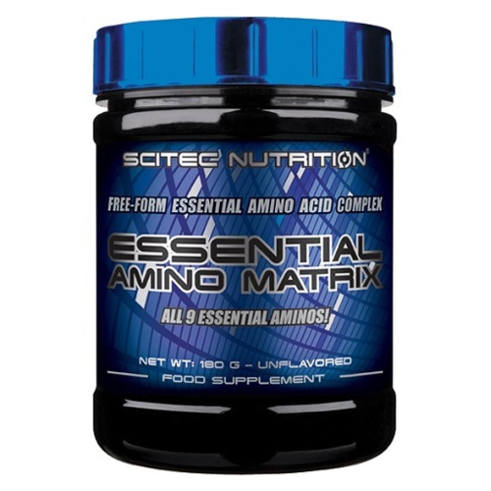 Essential Amino Matrix Scitec Nutrition (180 гр)