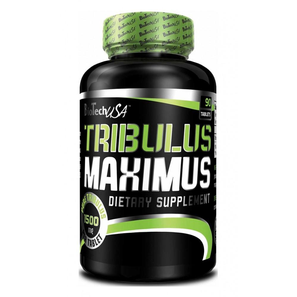 Тесто Бустер Tribulus Maximus BioTech USA (90 табл.)