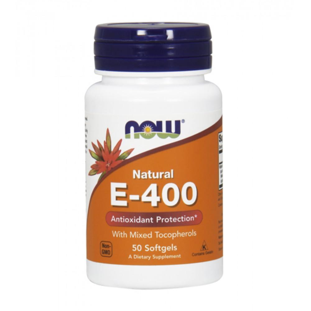E-400 IU MT NOW (100 капс)