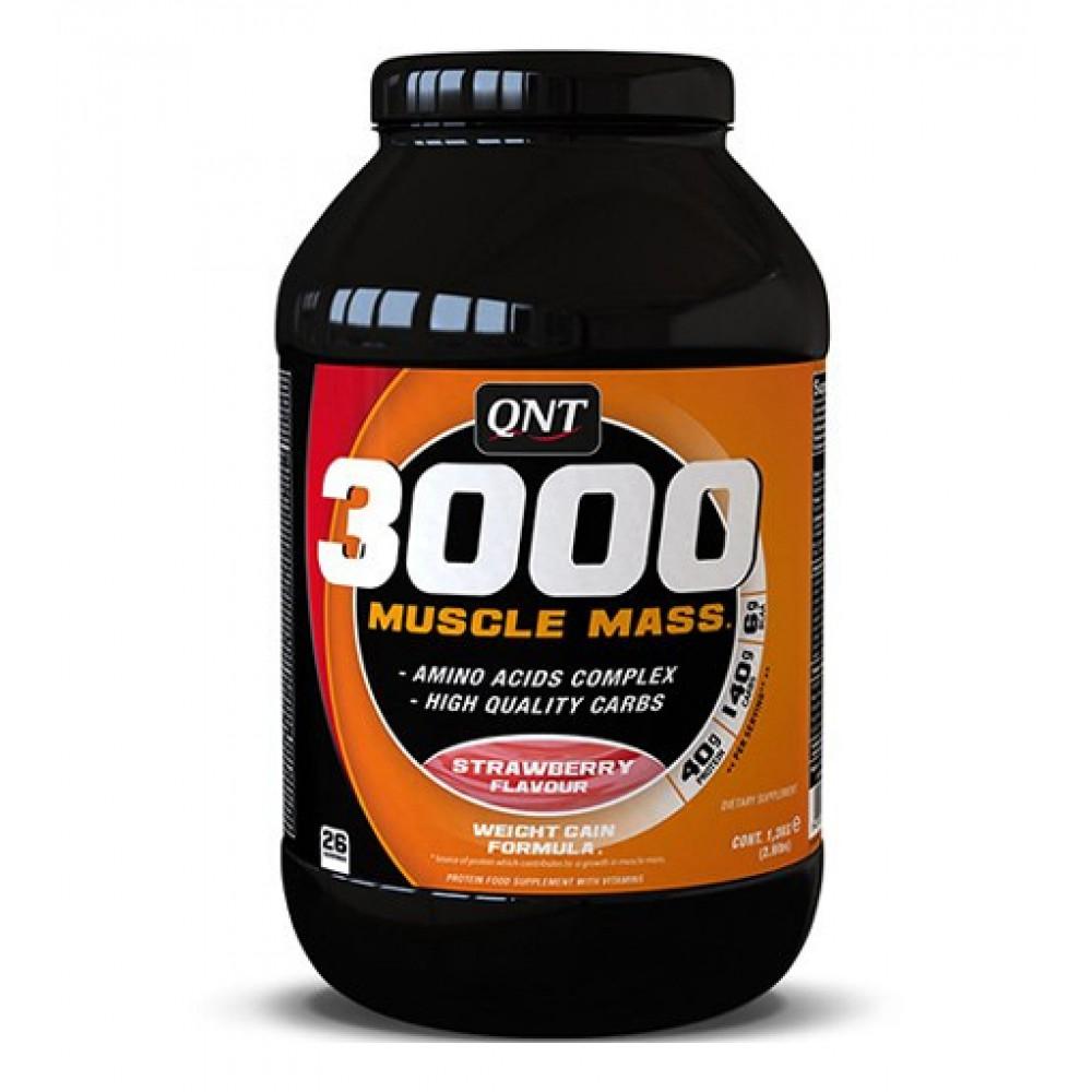 3000 Muscle Mass QNT (1300 гр)