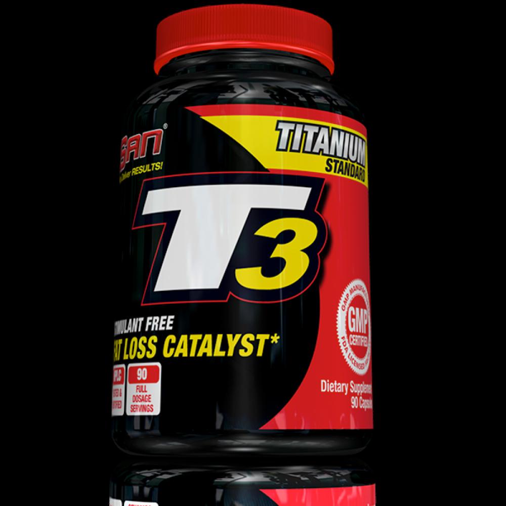 T-3 San Nutrition (90 капс)