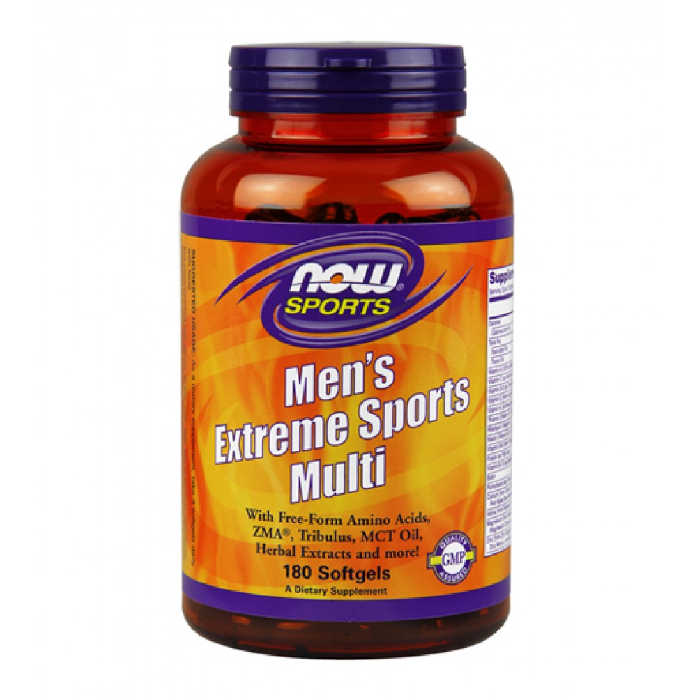 Men's Extreme Sports Multi NOW (180 капс)