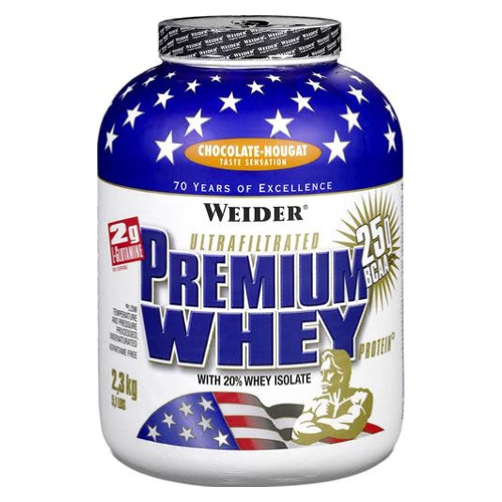 Premium Whey Protein Weider (2300 гр)