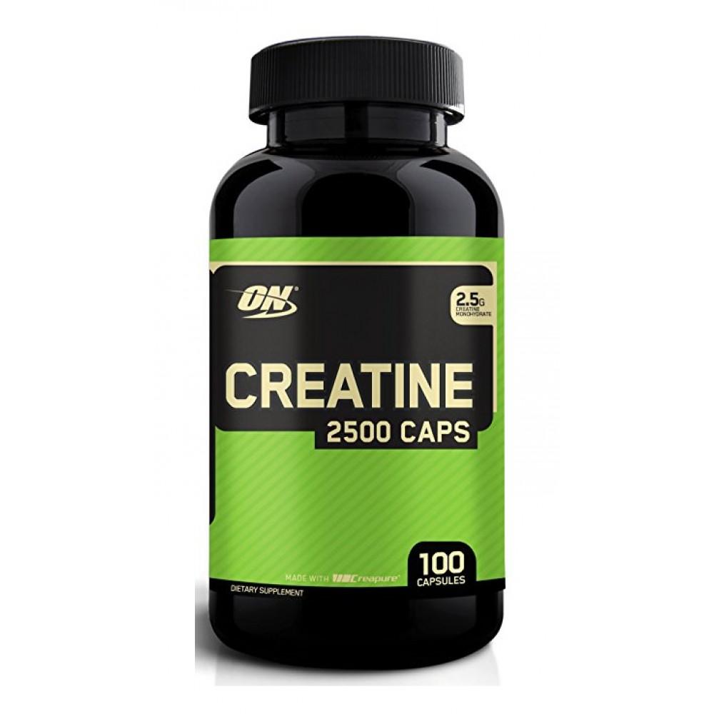 Creatine 2500 Caps Optimum Nutrition (100 капс)