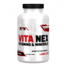 Vita Nex Vitamins & Minerals Nex Pro Nutrition (60 капс)