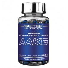 AAKG Scitec Nutrition (100 капс)