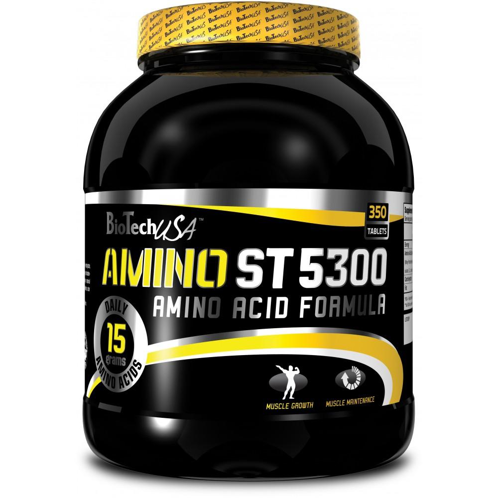 Аминокислоты Amino ST 5300 BioTech USA (350 табл.)