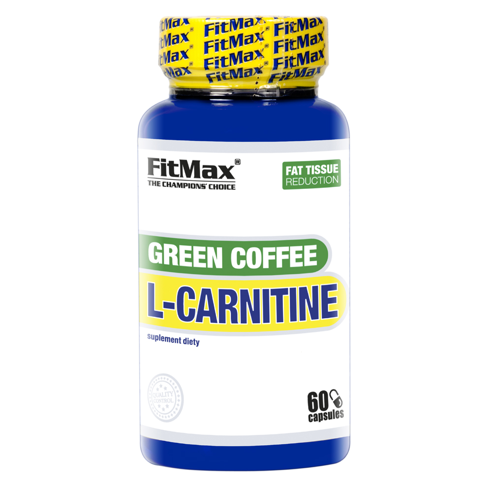 L-Carnitine Green Coffee FitMax (60 капс)