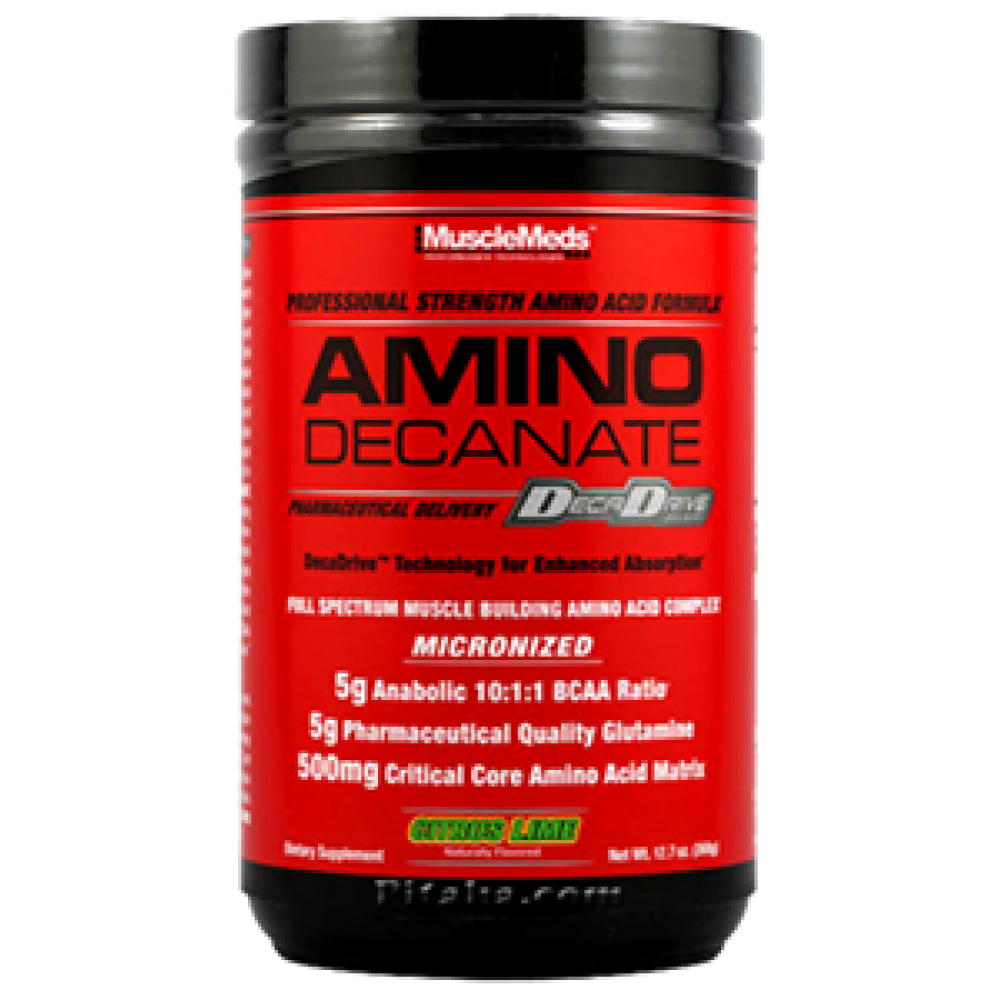Amino Decanate MuscleMeds (360 гр.)