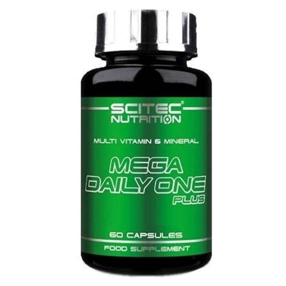 Mega Daily One Plus Scitec Nutrition (60 капс)