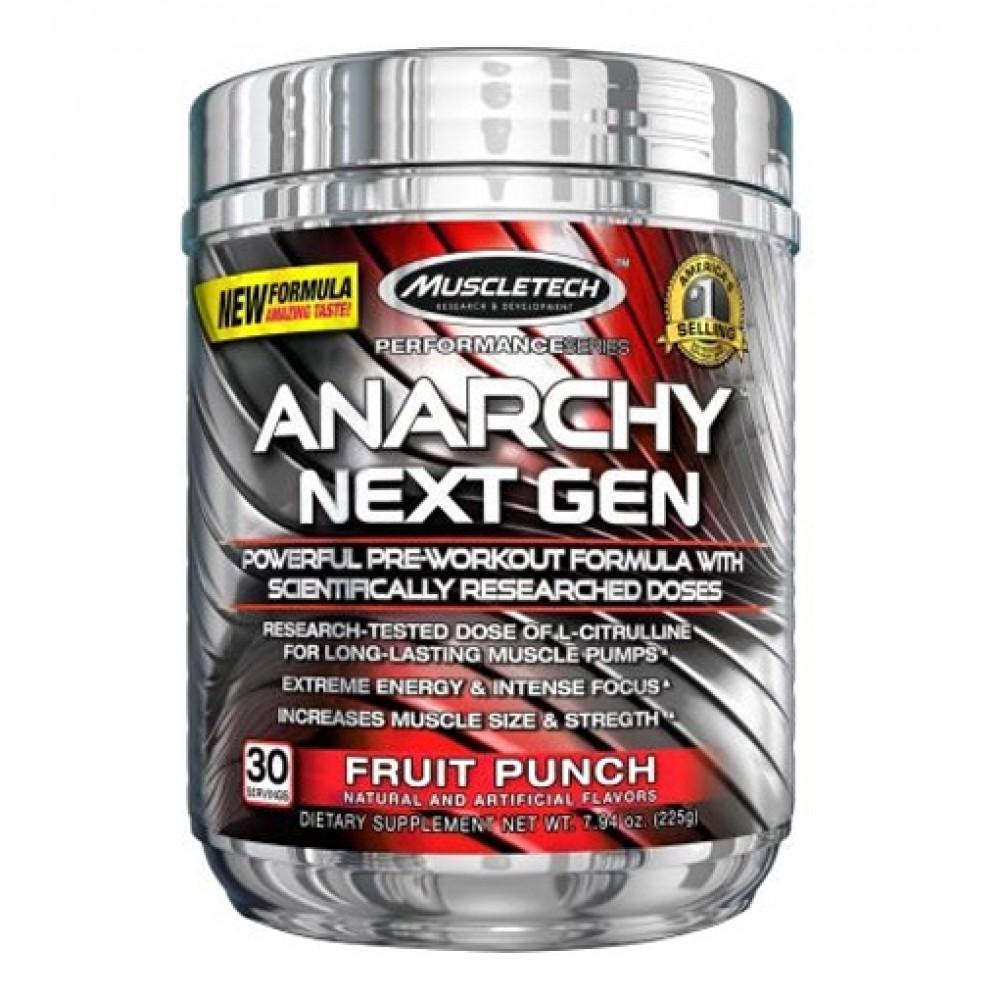 Anarchy Next Gen MuscleTech (446 гр)