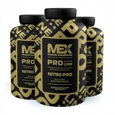 NITRO PRO L-arginine+Nitrate Matrix Mex Nutrition (180 табл)