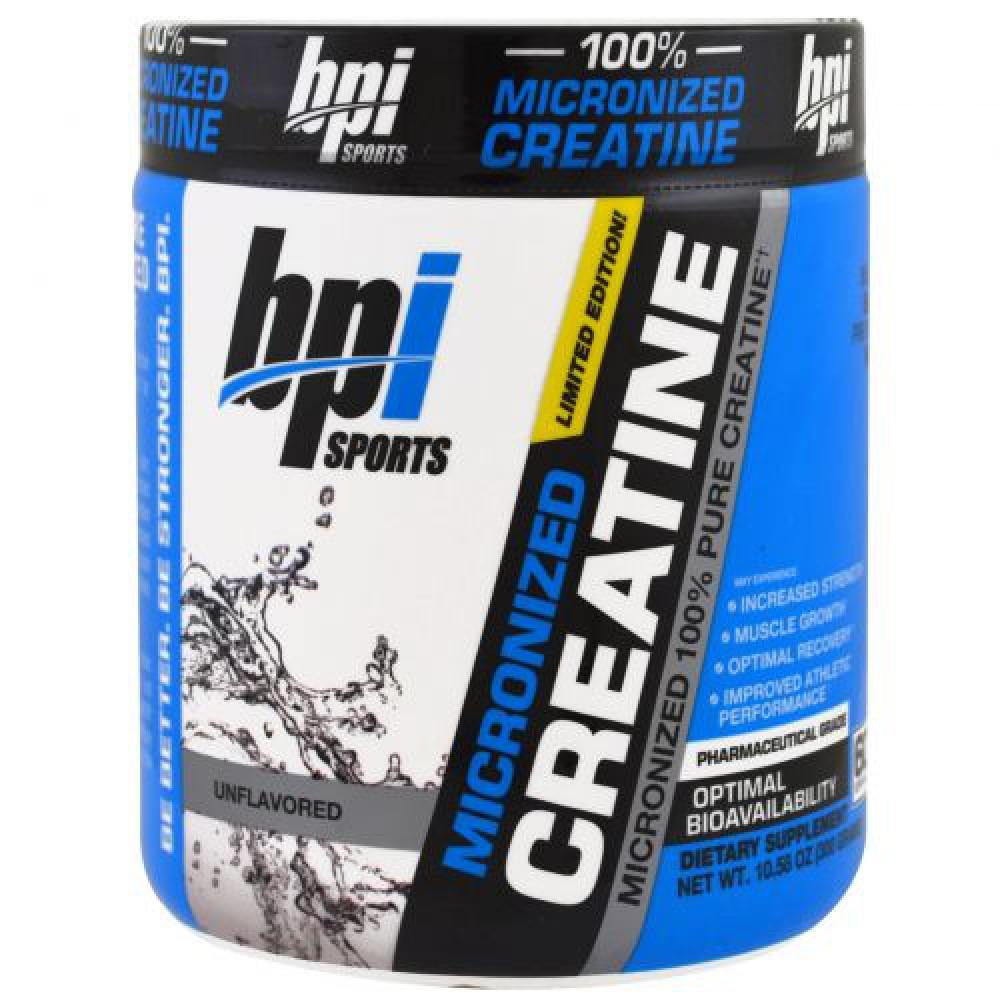 Micronized 100% Pure Creatine BPI Sports (600 гр)