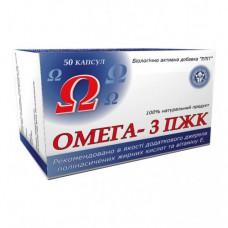 Омега-3 Elit-Pharm (50 капс)