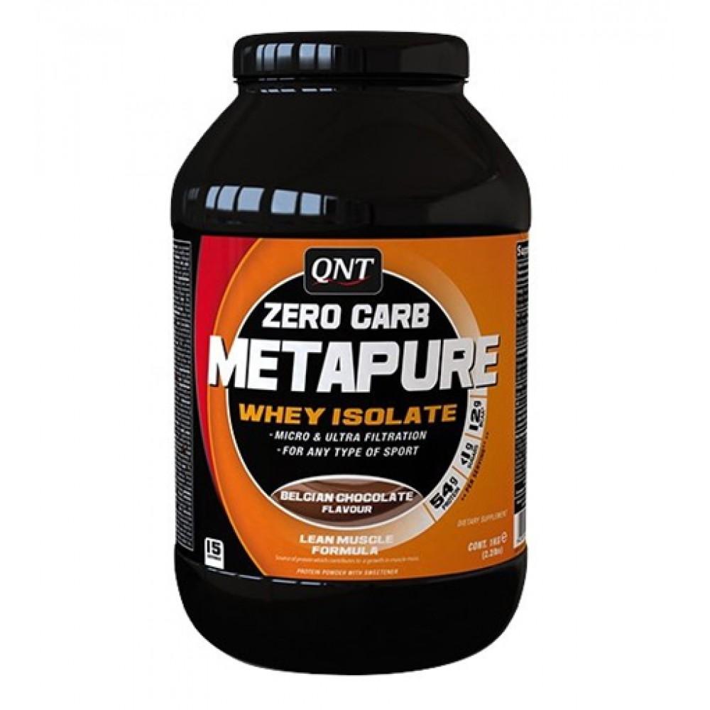 Metapure Zero Carb QNT (1000 гр)