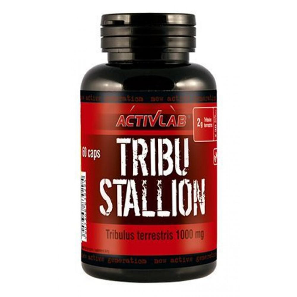Тесто Бустер Tribu Stallion Activlab (60 капс)