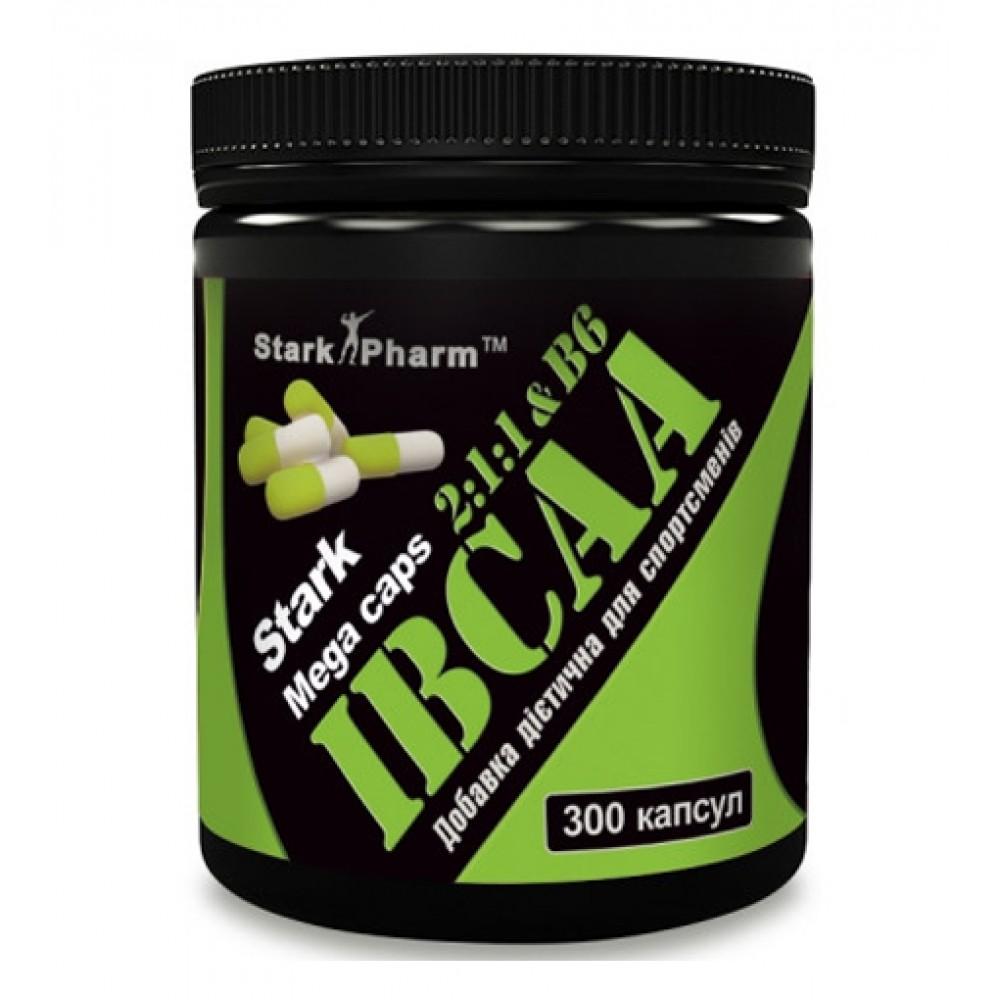 IBCAA 2:1:1 Mega caps Stark Pharm (300 капс)