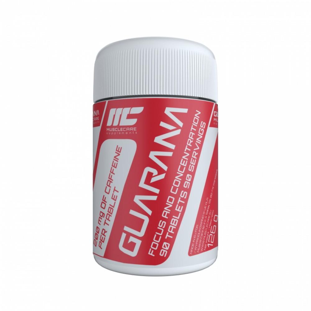 Guarana Muscle Care (90 табл)