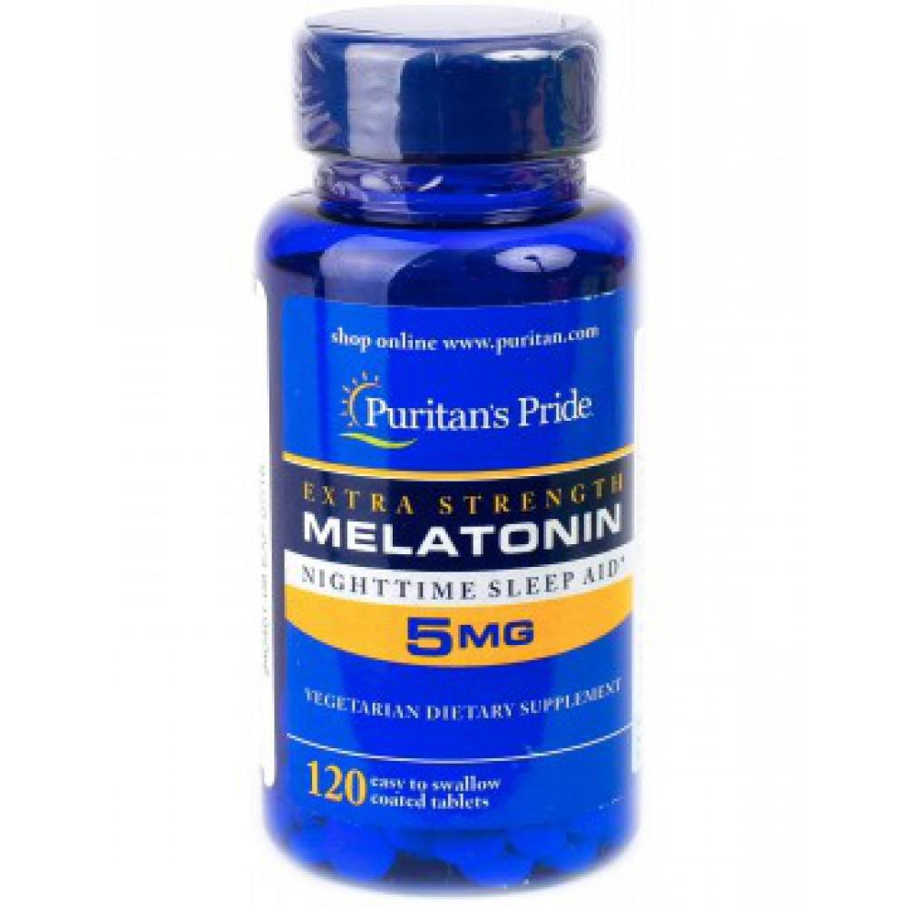 Melatonin 5 mg 120caps