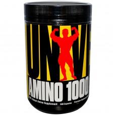 Amino 1000 Universal Nutrition (500 капс)