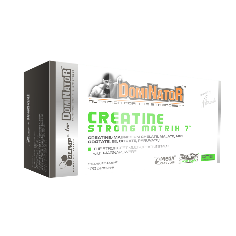 Dominator Creatine Strong Matrix 7 Olimp (120 капс)