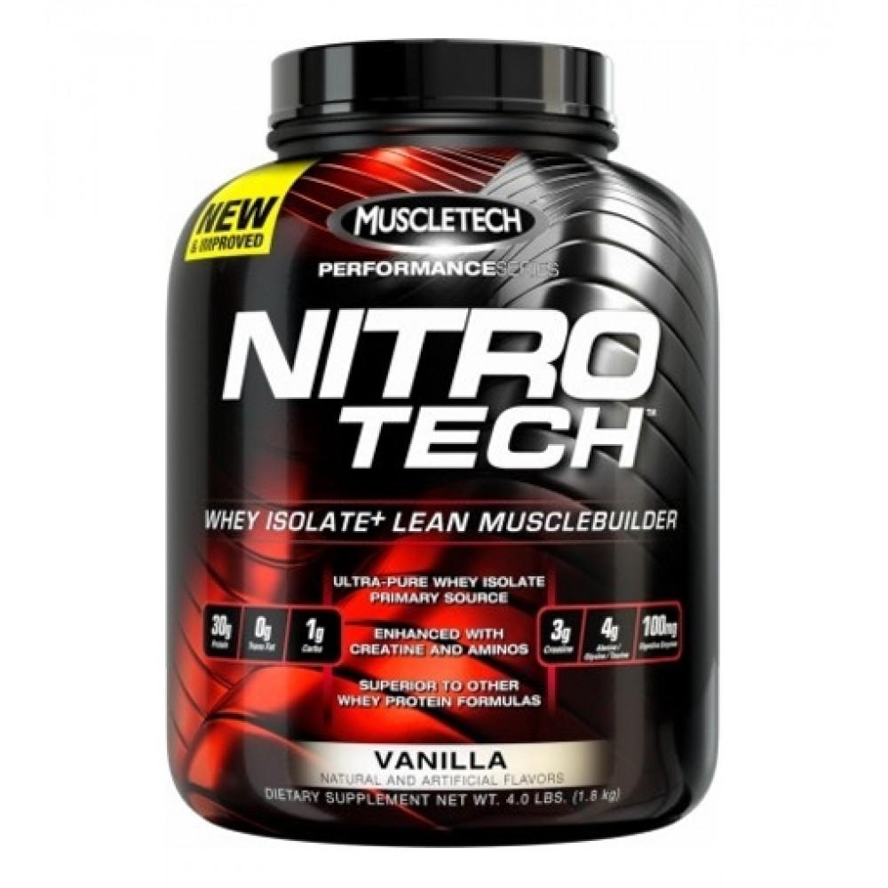 Nitro Tech MuscleTech (1816 гр)