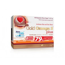 Gold Omega 3 Plus Olimp (60 капс)